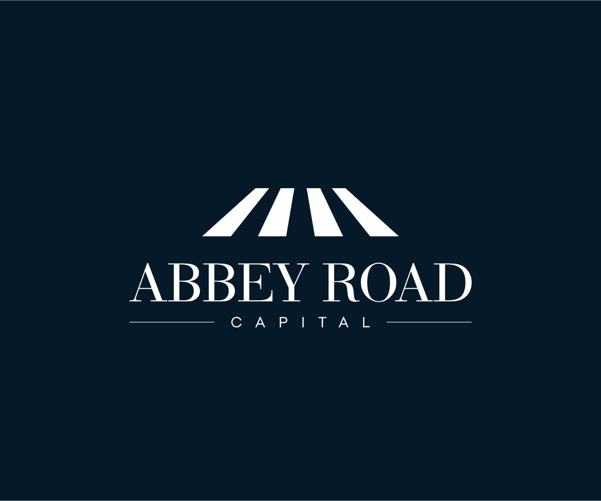 elegant serious financial service logo design for abbey road capital by ronan design 9450989. Black Bedroom Furniture Sets. Home Design Ideas