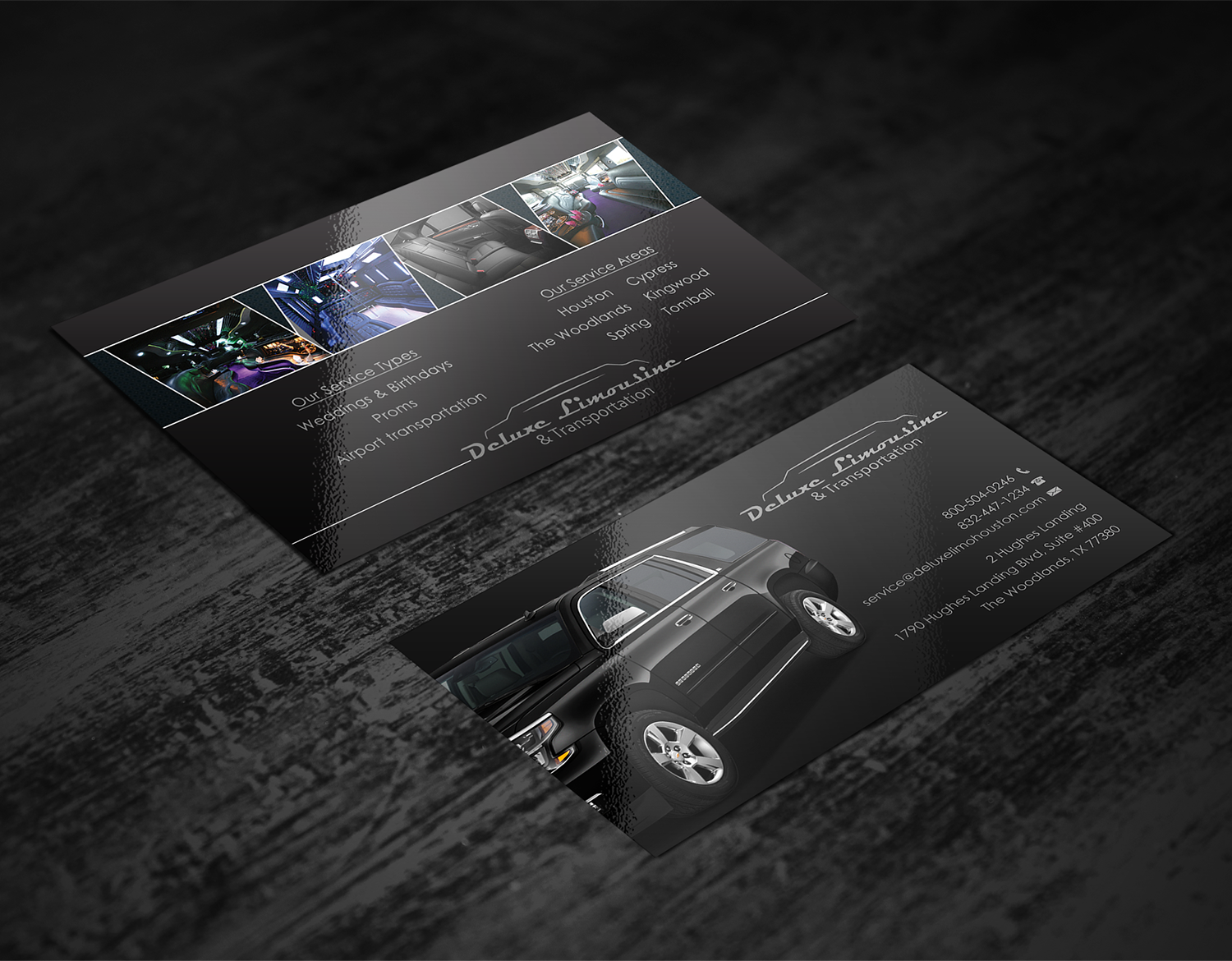 Bold professional business card design for 5 diamond business card design by premnice for limo company looking for a graphic business card with professional magicingreecefo Gallery