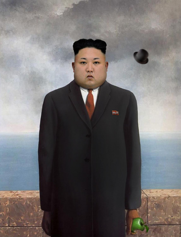 Kim Jong Un - The Son of Man