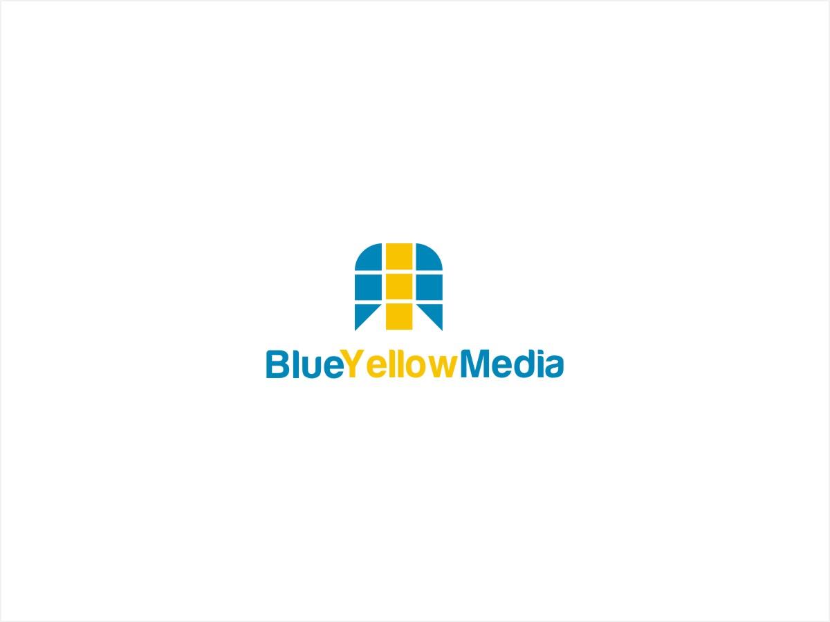 109 elegant upmarket digital logo designs for blueyellow