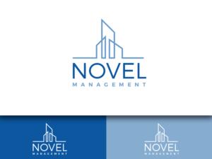 Novel Management | Logo Design by wonderland