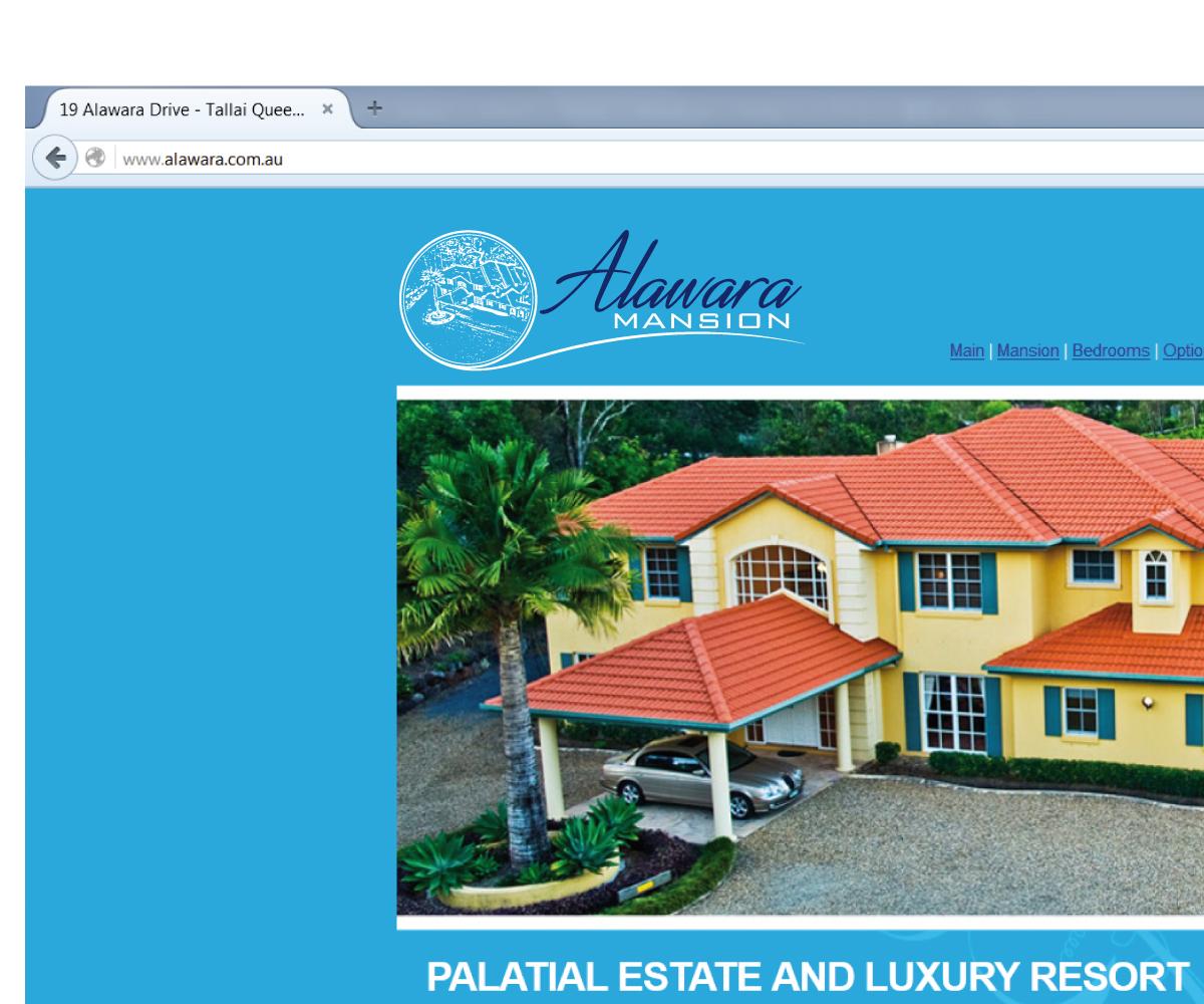 Tremendous Economical Elegant Accommodation Logo Design For Alawara Interior Design Ideas Helimdqseriescom