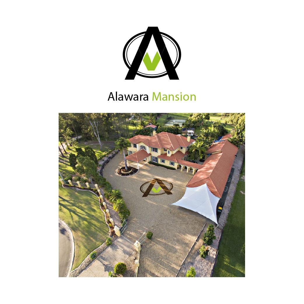 Fine Economical Elegant Accommodation Logo Design For Alawara Interior Design Ideas Helimdqseriescom