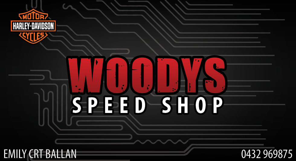 Business Business Card Design for woodys speed shop by ArslanKAS ...