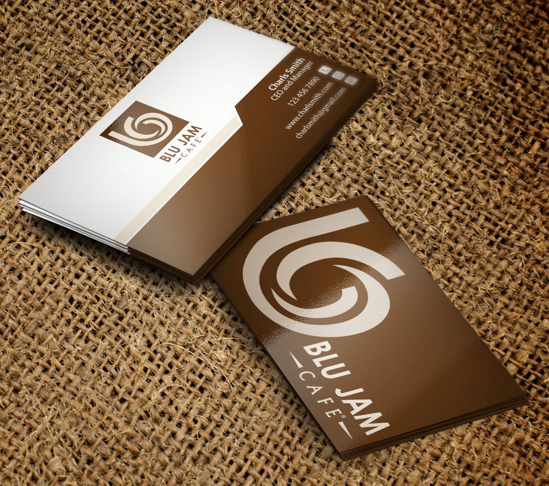 elegant playful business card design for miku teranishi by
