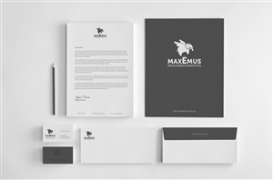 Stationery Design by HYPdesign - Stationery Design Project for Marketing Consult...