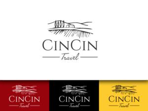 Cin Cin Travel | Logo Design by wonderland