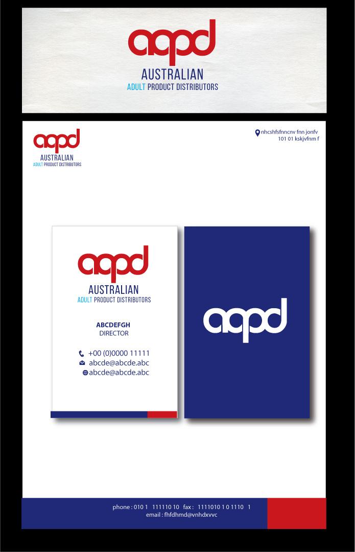 Elegant, Playful, Adult Logo Design for AAPD, Australian Adult