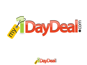 Logo Design job – MyOneDayDeal – Winning design by webart