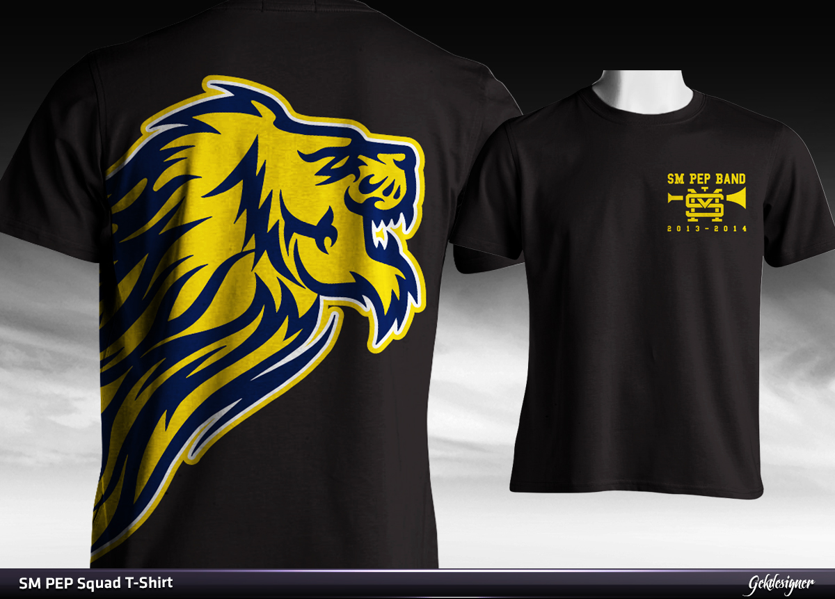 T shirt design for independant by gek design 2077045 for Custom high school shirts
