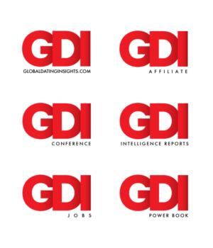 bold modern logo design by abg