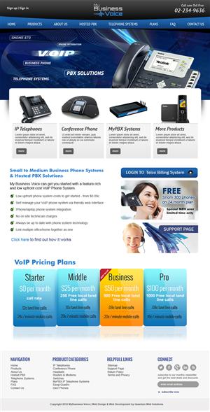 Wordpress Design by jeckx2 - Wordpress Design Project