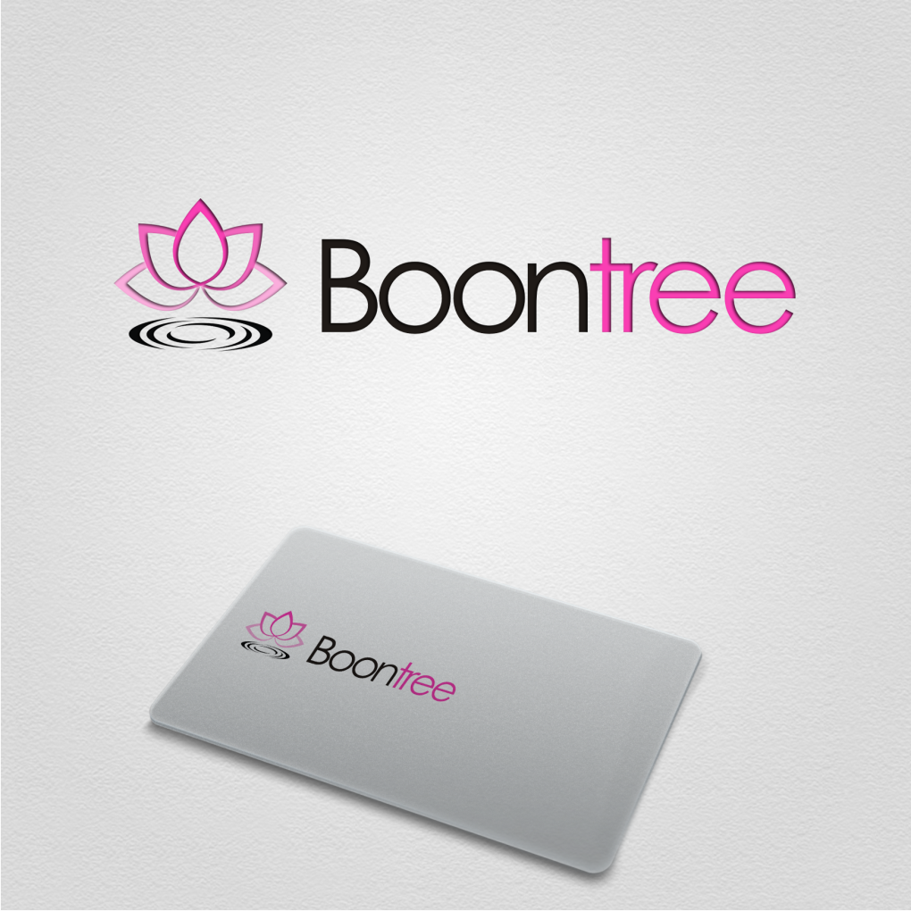 Logo Design For The Logo Will Have 1 The Word Boontree And 2
