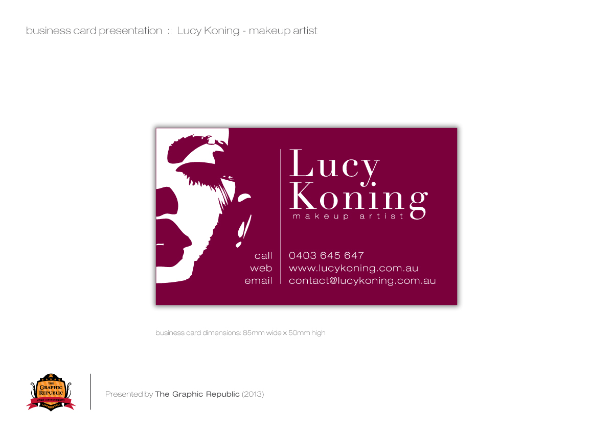 Serious, Modern, Business Business Card Design for a Company by The ...