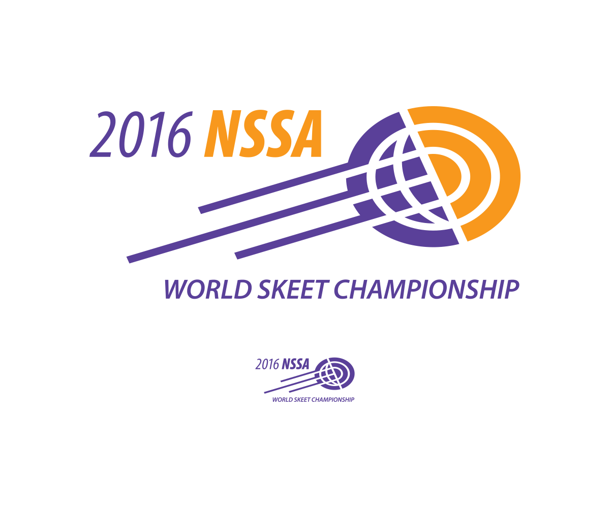 Colorful, Masculine, Event Logo Design For 2016 NSSA World