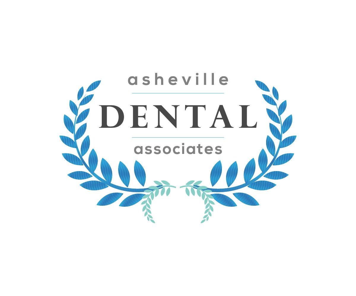 Conservative elegant dental logo design for asheville for Asheville t shirt company