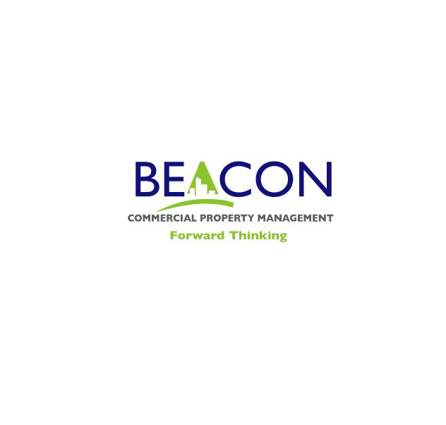 Beacon Commercial Property Management Logo Design