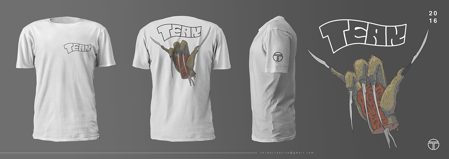 Elegant Playful It Company T Shirt Design For Teak Apparel By