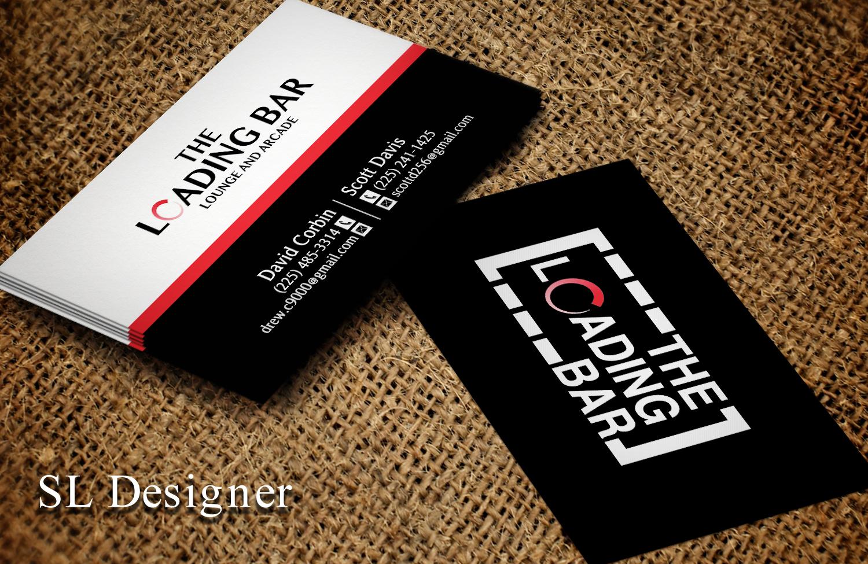 Design De Carte Visite Par SL Designer Pour Loading Bar