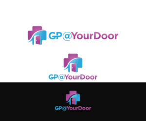 Health Care Logo Design by Mario173 Professional Health Care Logo Designs for GP Your Door a  . Home Health Care Logo Design. Home Design Ideas