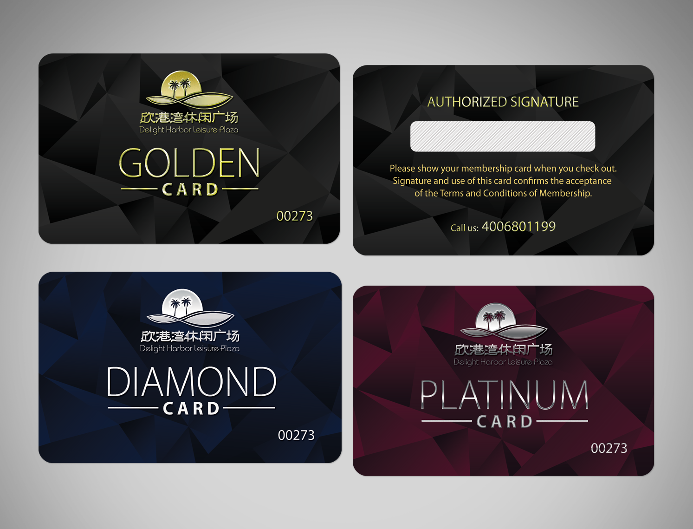 Loyalty Card Design Ideas