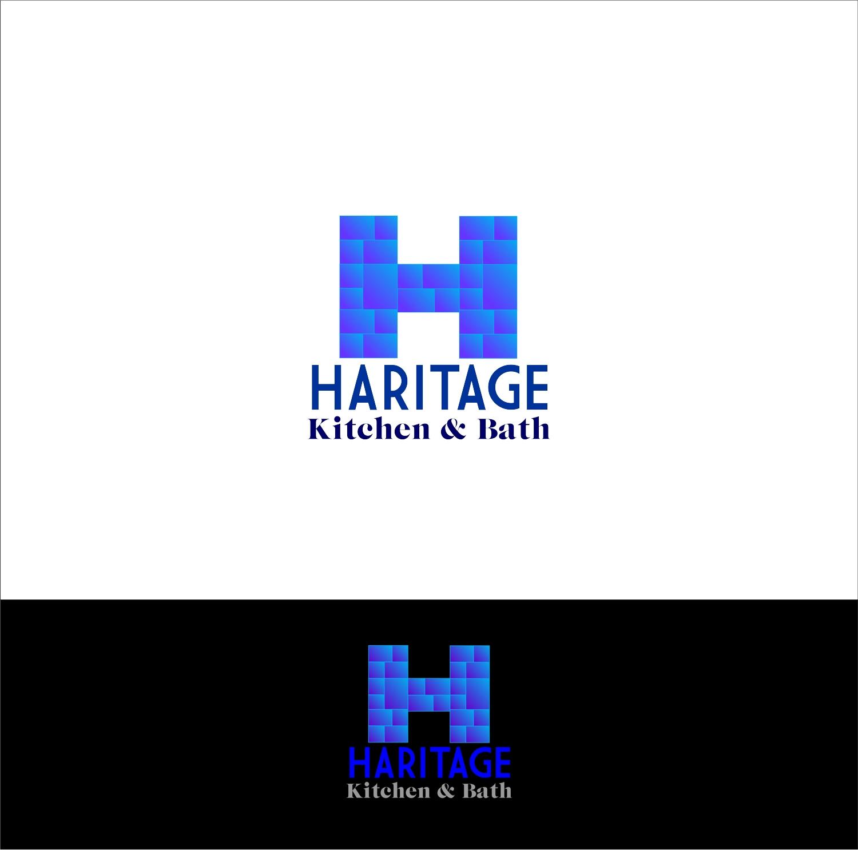 Construction Logo Design For Heritage Kitchen U0026 Bath In United States |  Design 9517493