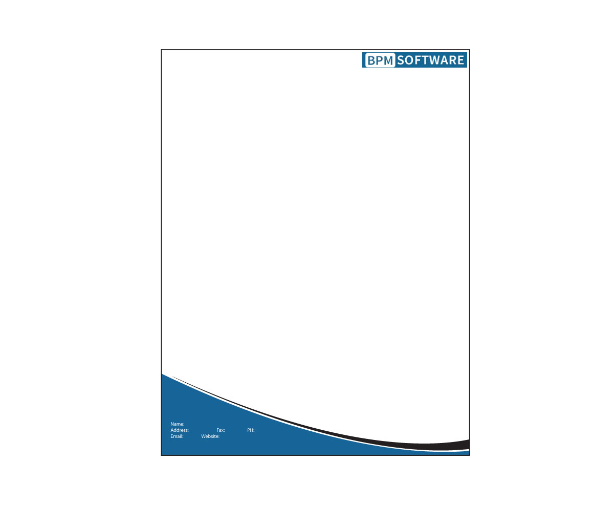 Elegant, Playful, Business Software Letterhead Design For. Sample Letter Of Resignation Health Reasons. Resume Help New York City. Resume Skills In Computer. Curriculum Vitae Cover Page. Cover Letter Example Qut. Resume Builder Completely Free. Letter Of Application Online. Targeted Resume Template Word