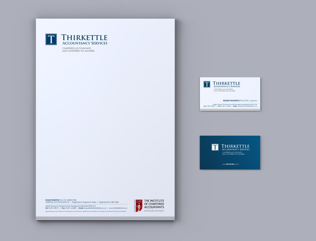 32 professional letterhead designs it company letterhead design letterhead design by logodentity for thirkettle ltd design 2091074 spiritdancerdesigns Choice Image