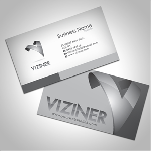 Business Card Design by diRtY.EMM - Viziner Card Design Project