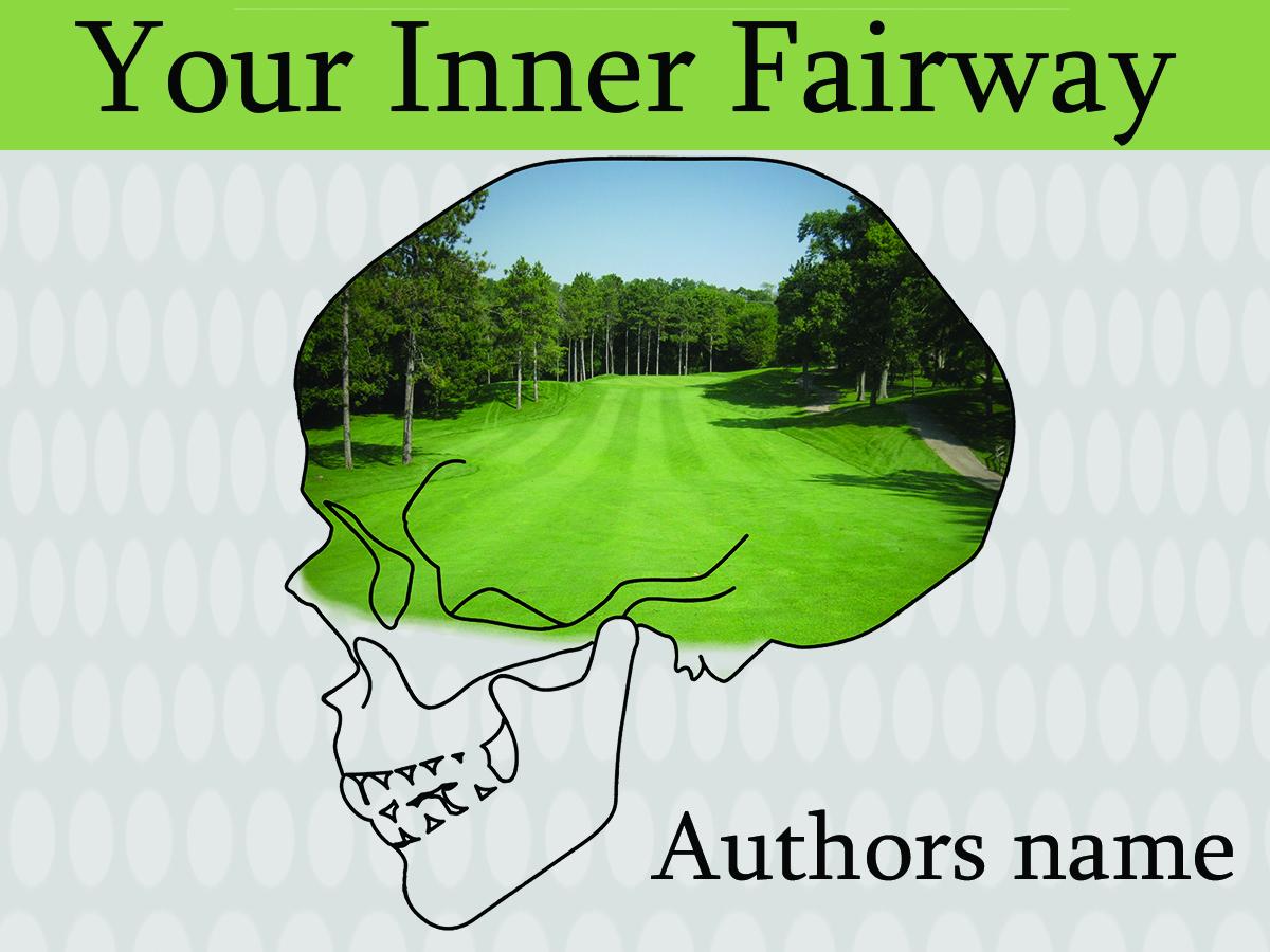 Landscape Book Cover Design ~ Bold playful landscape book cover design for wieger