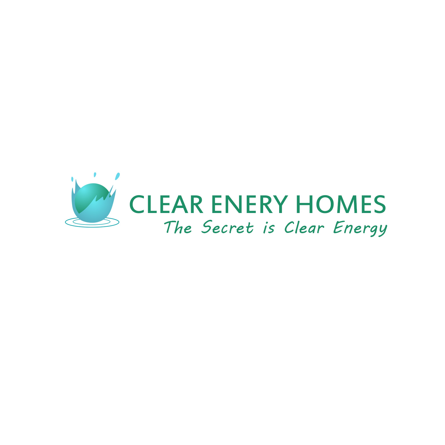 Health Logo Design for Clear Energy Homes by Leo SC   Design