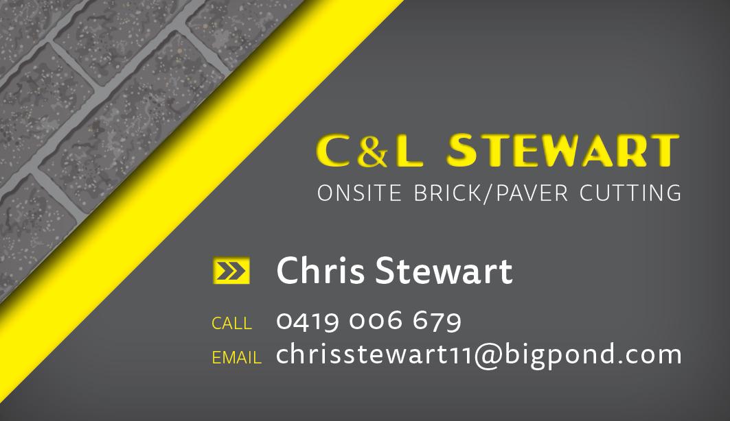 Design De Carte Visite Construction Pour A Company En Aux Australia