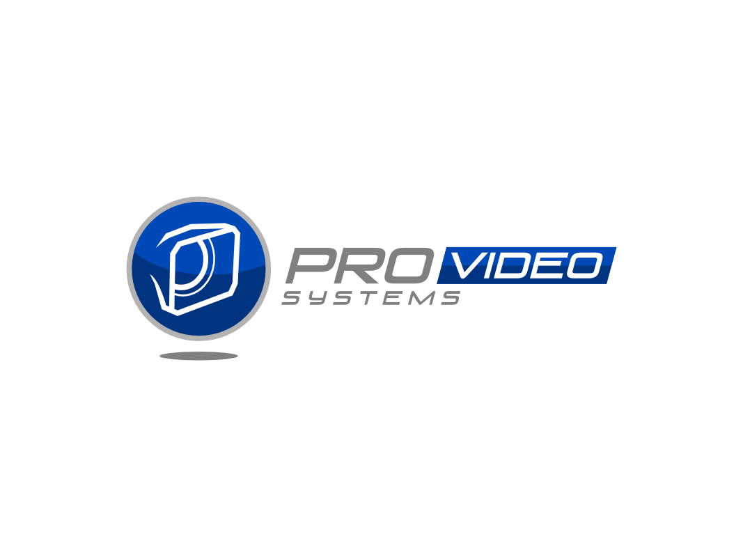 Professional Upmarket Logo Design For Pro Video Systems
