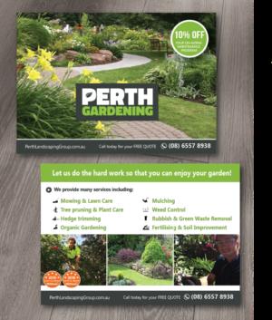 56 Professional Serious Landscape Gardening Flyer Designs