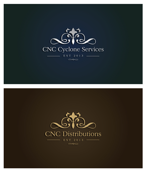 165 Upmarket Elegant Logo Designs for CNC a business in Malaysia