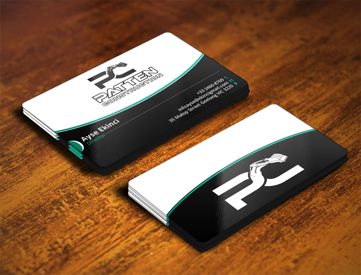 Bold modern business business card design for a company by design bold modern business business card design for a company in australia design 9579584 reheart Choice Image
