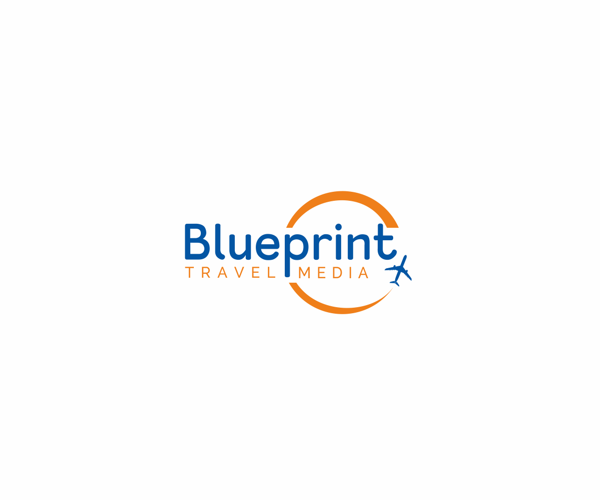 Playful professional logo design for blueprint travel media by logo design by desdesign for revamp of company logo for a tourism design agency publishing malvernweather Gallery