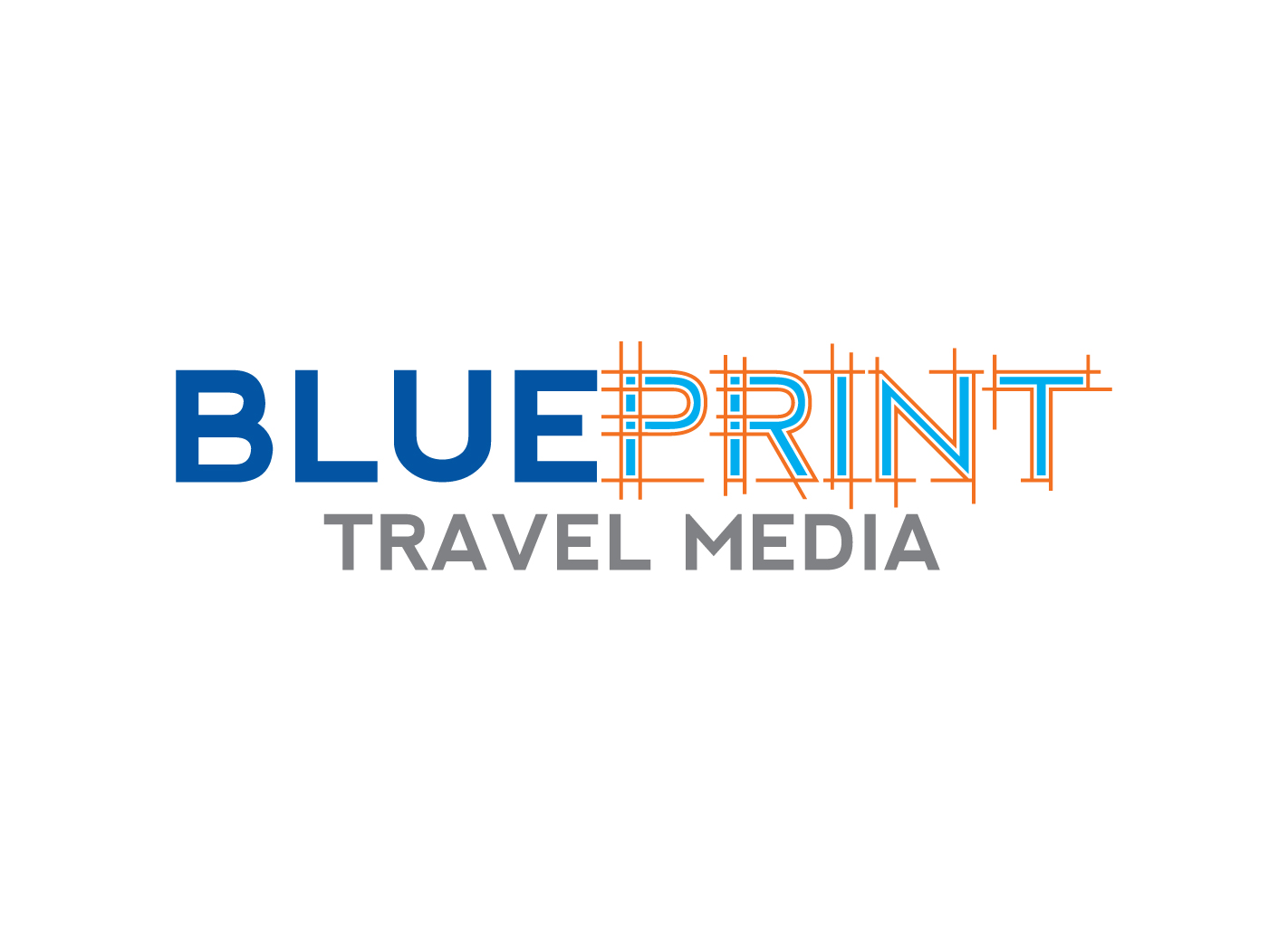 Playful professional tourism logo design for blueprint travel logo design by creativebugs for blueprint travel media design 9571225 malvernweather Image collections