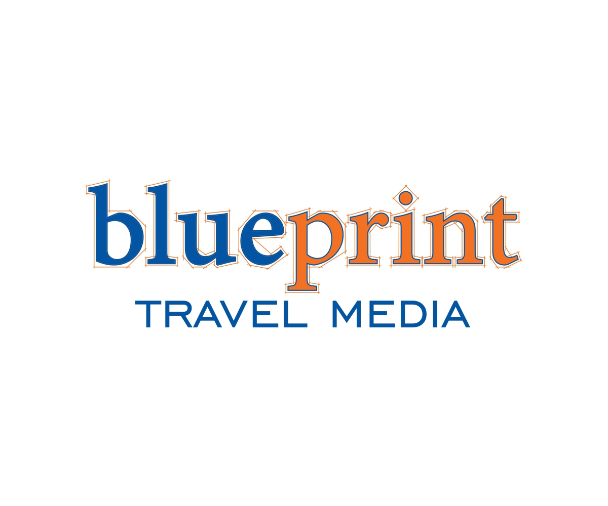Playful professional logo design for blueprint travel media by logo design by just creative design for revamp of company logo for a tourism design agency malvernweather Images