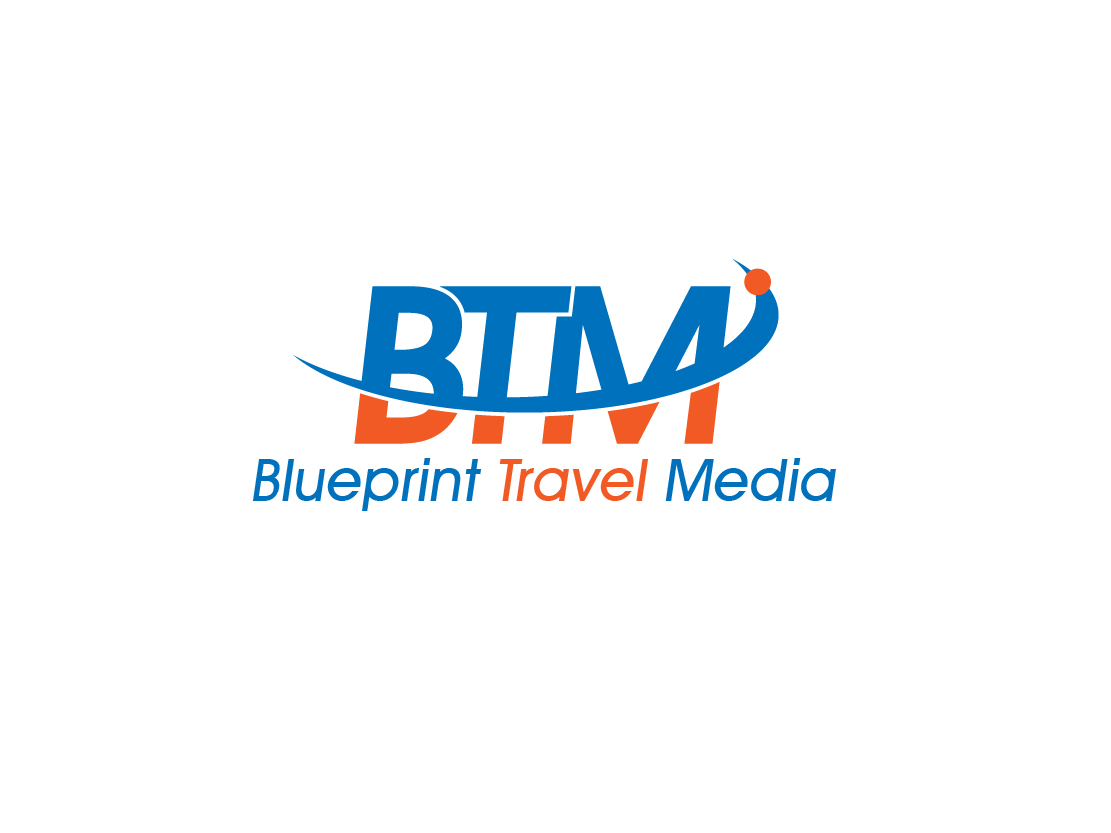 Playful professional tourism logo design for blueprint travel logo design by dizinesoft for blueprint travel media design 9573489 malvernweather Images
