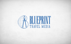 Playful professional tourism logo design for blueprint travel logo design by draganfly for blueprint travel media design 9594913 malvernweather Gallery