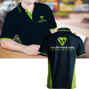 Elegant Playful Electronic T Shirt Design For A Company