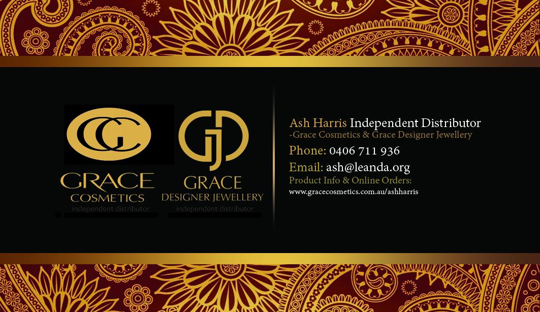 Jewellery Shop Visiting Card Design - More information