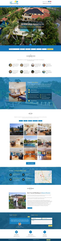 Elegant playful accommodation web design for alawara pty ltd by da elegant playful accommodation web design for alawara pty ltd in australia design 9600289 solutioingenieria Images