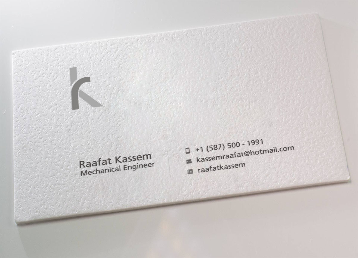 Elegant modern engineering business card design for a company by business card design by poonam gupta for this project design 9732962 colourmoves