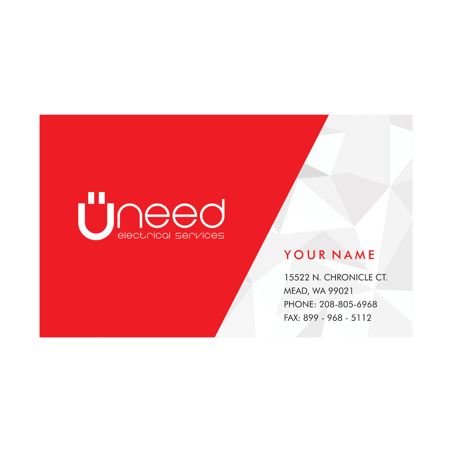 Serious professional logo and business card design for uneed logo and business card design by busam for logo and business card project design magicingreecefo Images