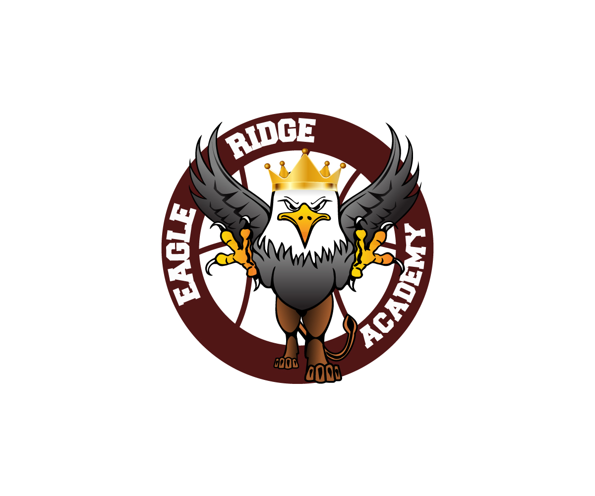 Serious traditional logo design for eagle ridge academy by logo design by khosans for gryphon for eagle ridge academy design 9709136 biocorpaavc Images