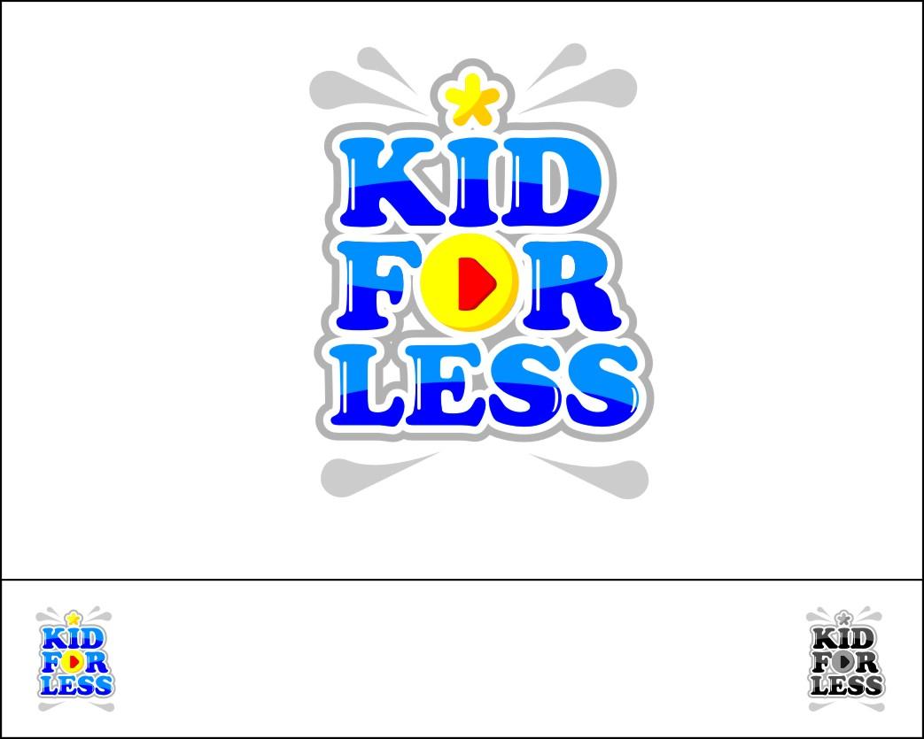 Playful Modern Retail Logo Design For Kids For Less By Rifki