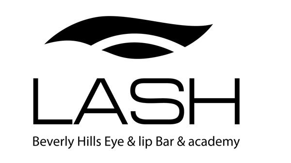 Logo Design for LASH Beverly Hills