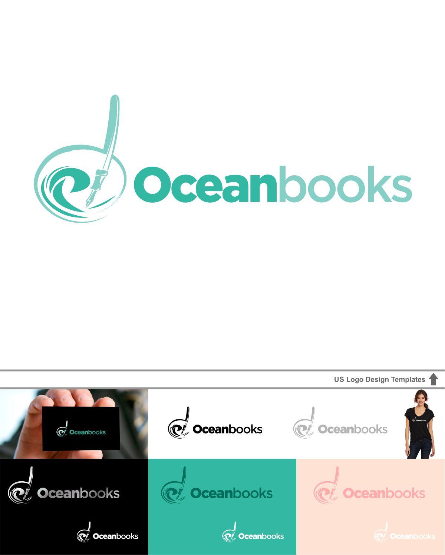 Serious modern book publisher logo design for oceanbooks by logo design by designmx renn tlacalel for oceanbooks ltd design 9627058 maxwellsz